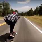 プロスケーター有名人による爽快感120%動画! 時速112kmで駆け抜けるCGなし動画が熱い!