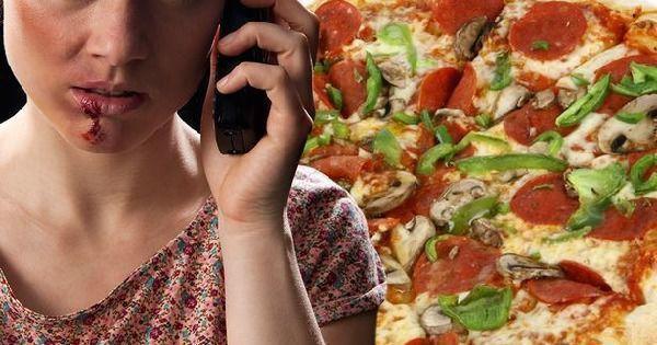 ピザと911