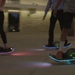 ホバーボード 値段は48万円! 無重力感覚を得られるハイテク制御装置&ライトアップの魅力!