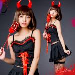 ハロウィンナイトにフル小悪魔衣装で男性もイチコロ!?リーズナブル&着こなしやすいセクシー小悪魔コスチュームBEST3!