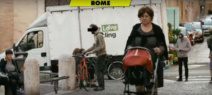 自転車盗難対抗レース⑦
