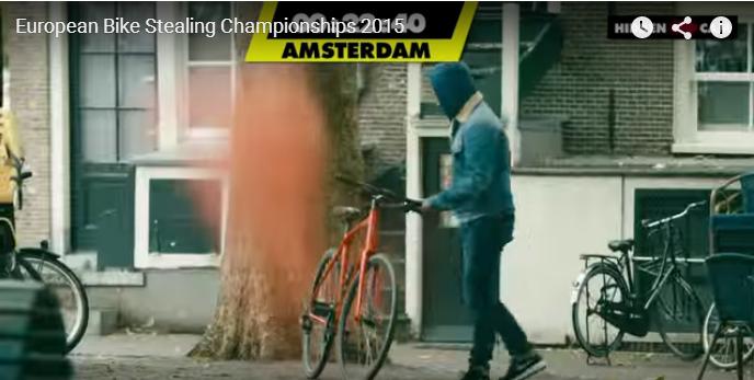 自転車盗難対抗レース⑥